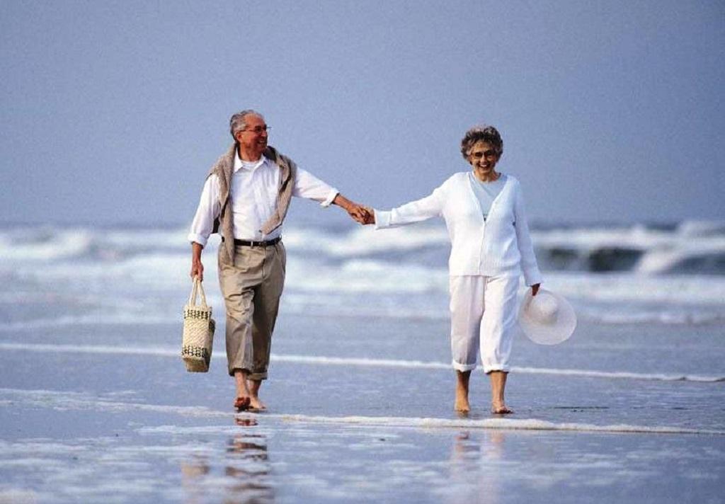 обеспеченные пенсионеры
